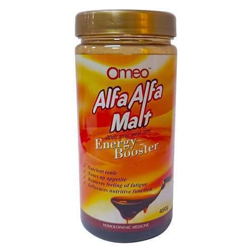 Omeo Alfa Alfa Malt (Chocolate Flavour)