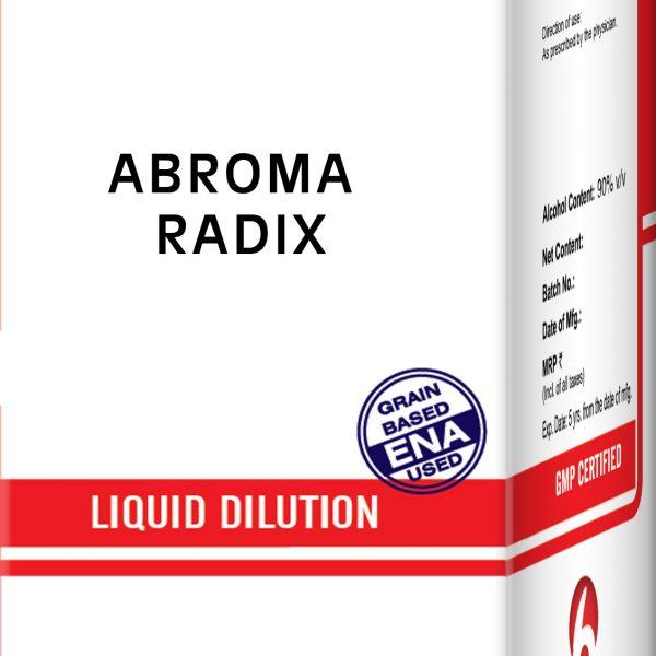 Abroma Radix Dilution