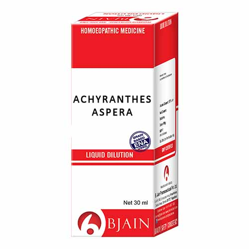 Achyranthes Aspera Dilution
