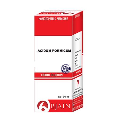 Acidum Formicum Dilution
