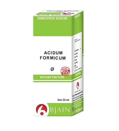 Acidum Formicum Mother Tincture