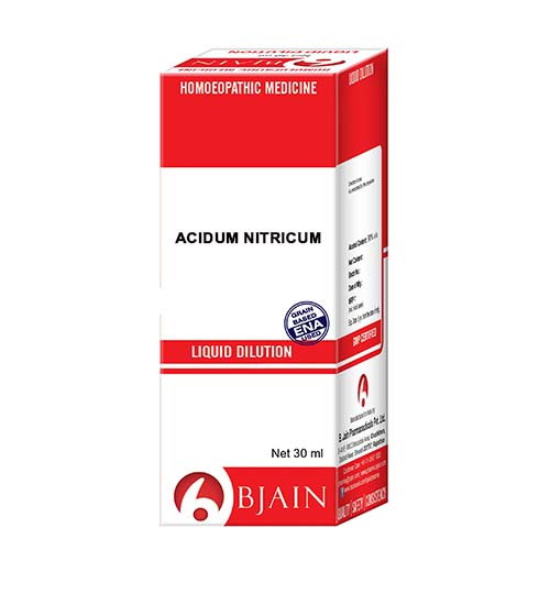 Acidum Nitricum Dilution
