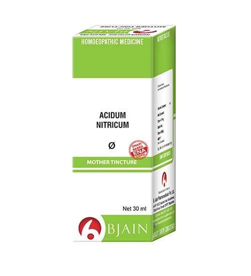 Acidum Nitricum MotherTincture