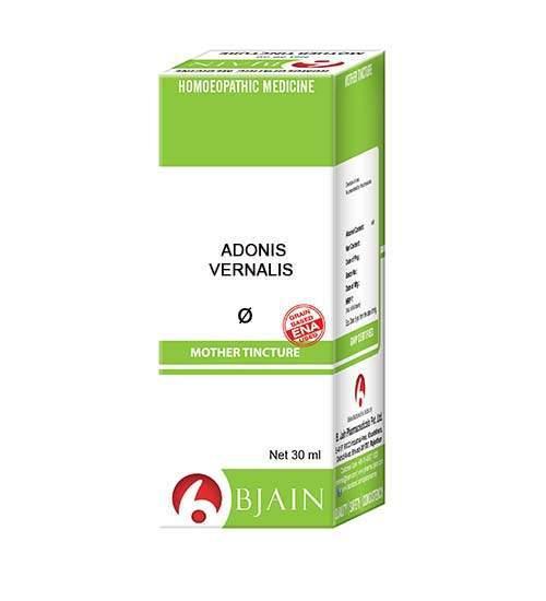 Adonis Vernalis Mother Tincture