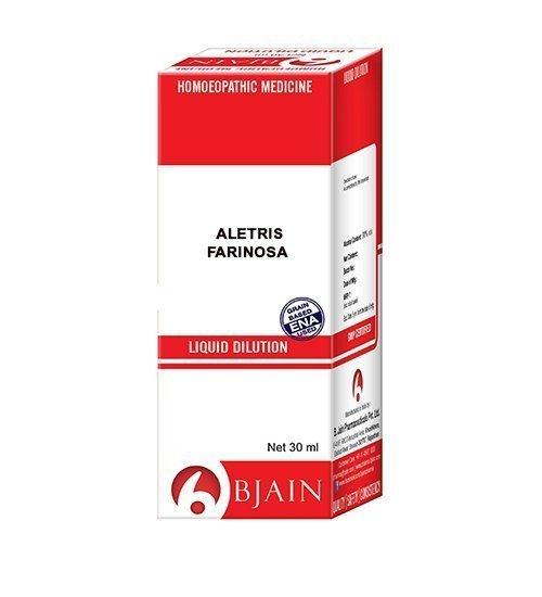 Aletris Farinosa Dilution