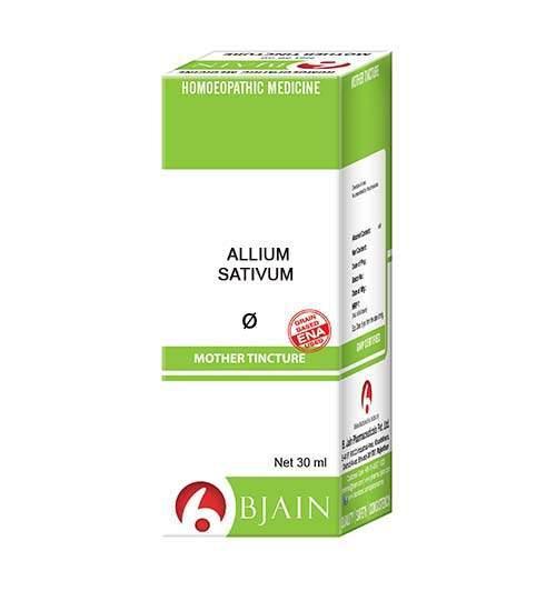Allium Sativum Mother Tincture
