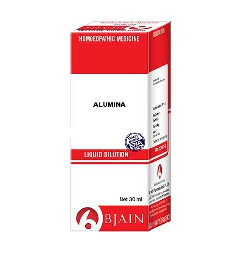Alumina Dilution