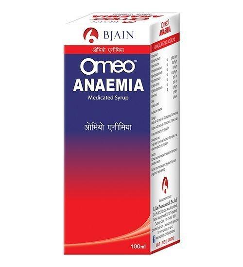 Omeo Anaemia Syrup