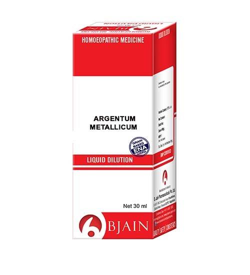 Argentum Metallicum Dilution