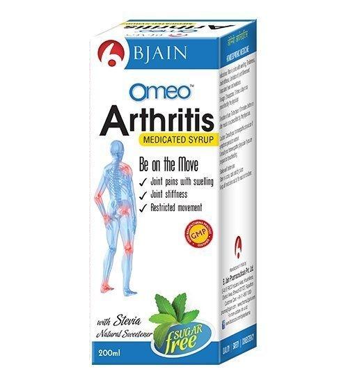 Omeo Arthritis Sugar free