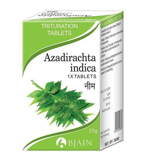 Azadiracta Indica 1X Tablet