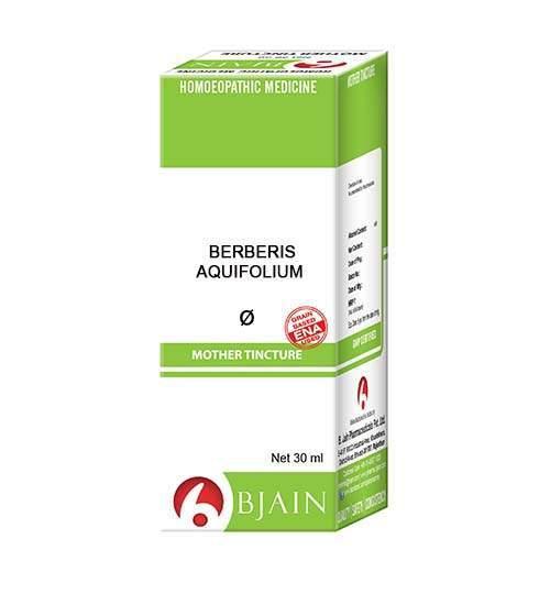 Berberis Aquifolium Mother Tincture