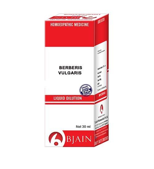 Berberis Vulgaris Dilution Homeopathic Medicines