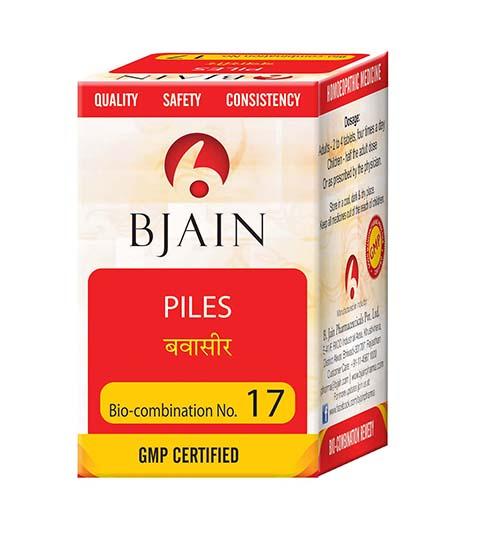 Bio-Combination No.17(Piles)