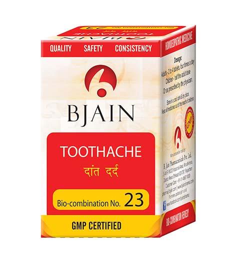 Bio-Combination No.23 (Toothache)
