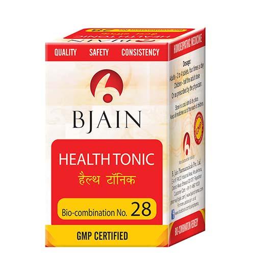 Bio-Combination No.28 (Health Tonic)