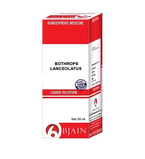 Bothrops Lanceolatus Dilution