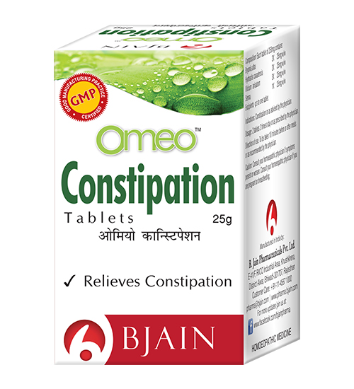 Omeo Constipation Tablets