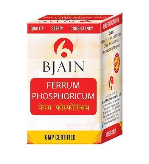 Ferrum Phosphoricum Tablet