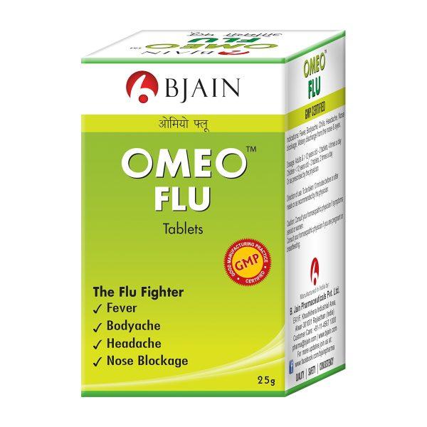 Omeo Flu Tablets