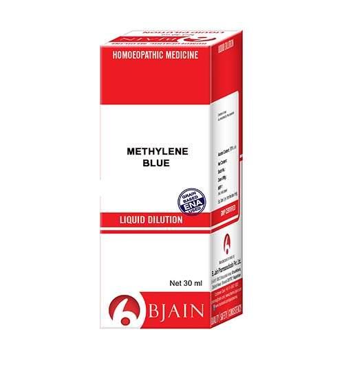 Methylene Blue Dilution