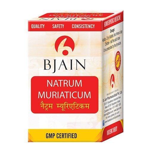 Natrum Muriaticum Tablet