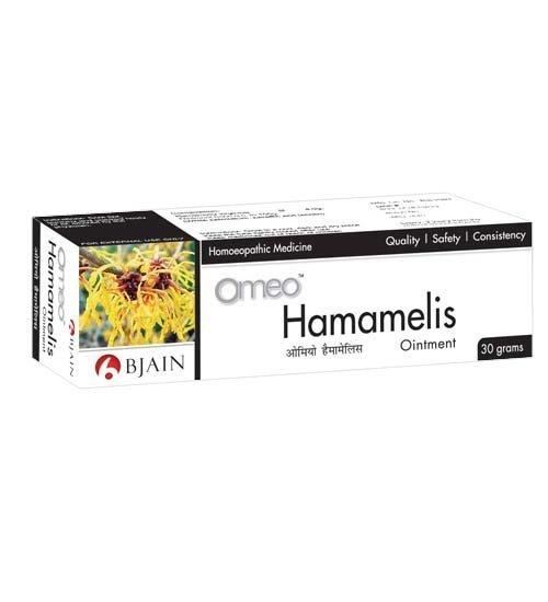 Omeo Hamamelis Ointment