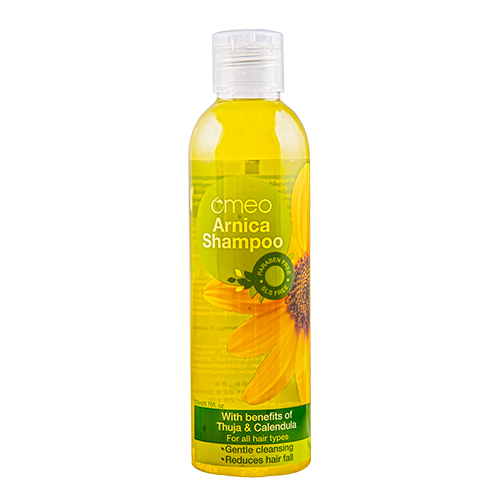 Omeo Arnica Shampoo (With Thuja and Calendula)