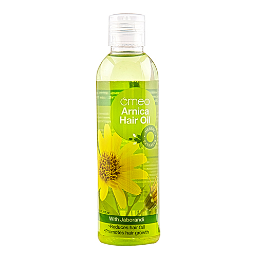 Omeo Arnica Hair Oil with Jabrondi