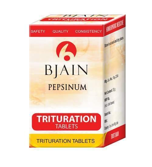 Pepsinum Trituration Tablets