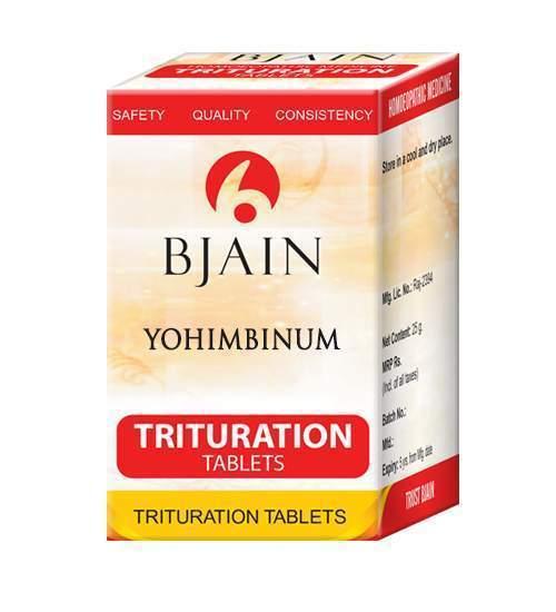 Yohimbinum Trituration Tablets