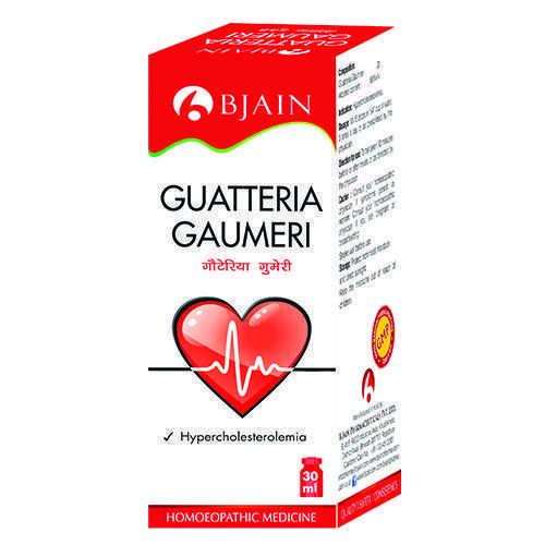 GUATTERIA GAUMERI DROPS