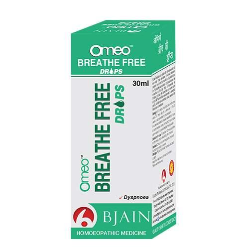 Omeo Breathe Free Drops 30ML
