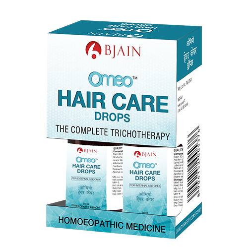 Omeo Hair Care Drops