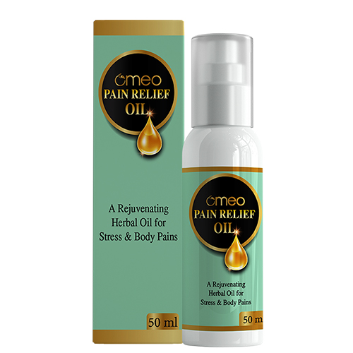 omeo pain relief oil 50ML