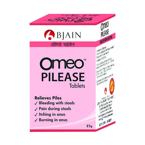 Omeo Pilease Tablets