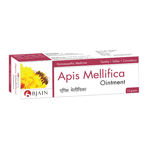 Apis Mellifica 15gm Ointment