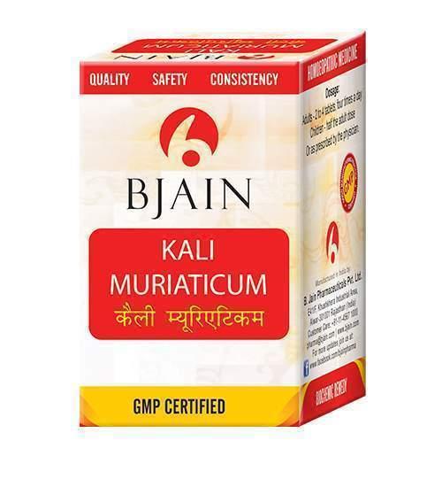 Kali Muriaticum Tablet